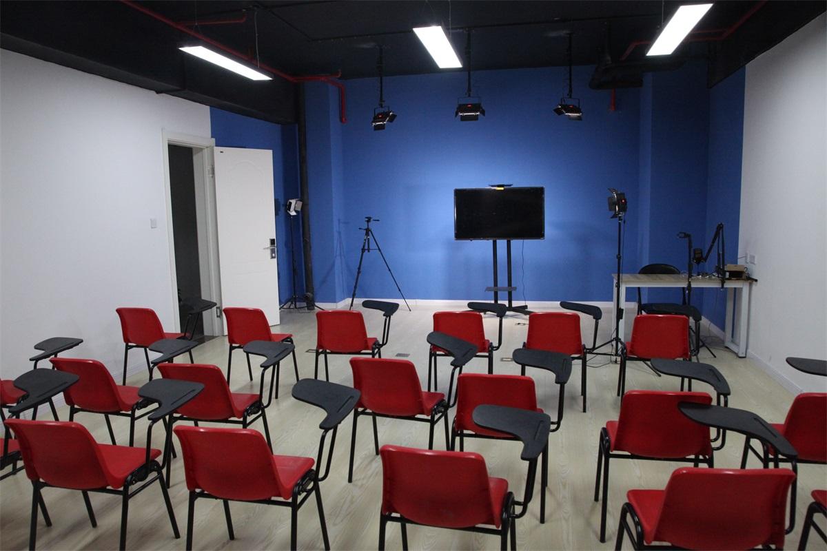 播音演播教室